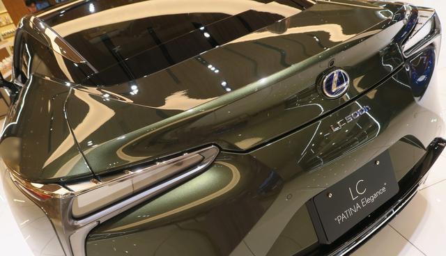 画像4: ラグジュアリークーベ「LC」の特別仕様車「PATINA Elegance」
