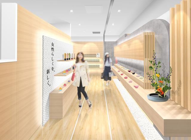 画像2: 「iroha」初の常設店が、大丸梅田店にオープン!