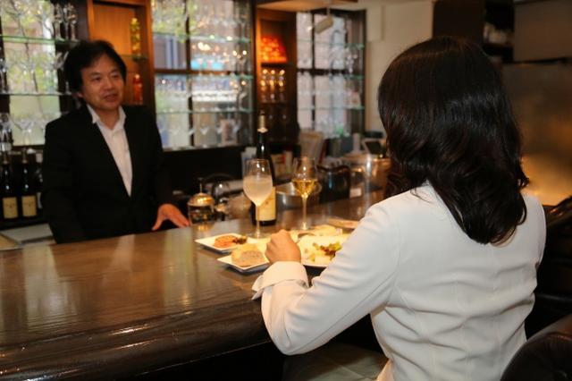 """画像2: """"一人での食事の時間をもっと楽しみたい"""" おひとり様向け「ごほうび予約」"""