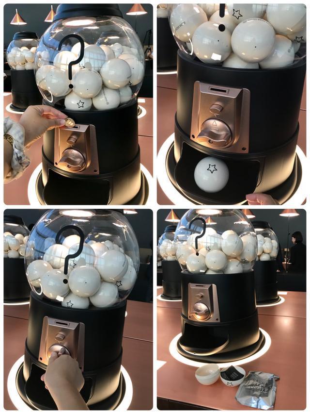画像4: 【体験レポ】遊び心あるコンセプトカフェ!「GACHAGACHA COFFEE」オープン