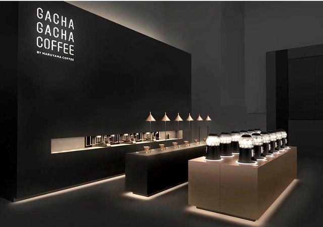 画像1: 【体験レポ】遊び心あるコンセプトカフェ!「GACHAGACHA COFFEE」オープン