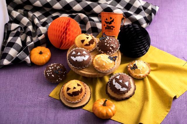 画像: キッズ1dayレッスン「ハッピーハロウィンのかぼちゃパン」