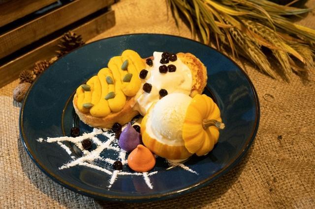 画像: テラスモール湘南店先行販売! 【1日15皿限定】ハロウィンフレンチトースト