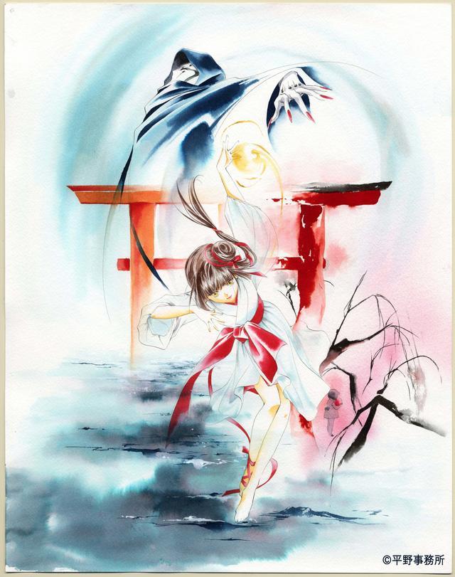 画像3: 「垣野内成美 新作版画 発表展2019」(C)平野事務所