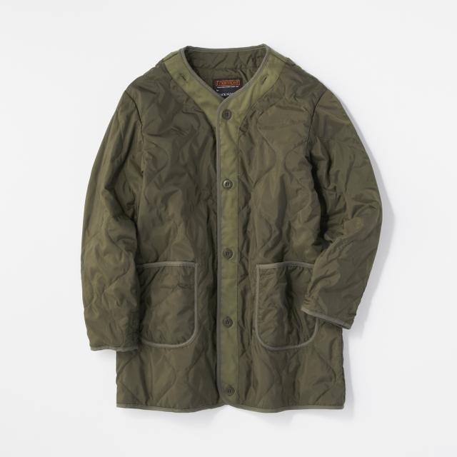 画像6: ミリタリージャケットの代表格M-65をリアルに再現! ライトオンのプライベートブランド「BACK NUMBER」より『モッズコート』 が新発売
