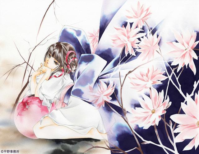 画像2: 「垣野内成美 新作版画 発表展2019」(C)平野事務所