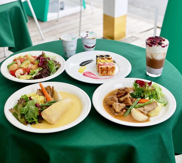 画像3: 【試食レポ】ベルギーヨーグルト専門店『PUR NATUR BELGIUM YOGURT CAFE』オープン!