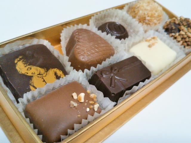 画像3: 【レポ】ベルギー王室御用達、100年の歴史のチョコレート「Madame Delluc(マダム ドリュック)」ニューオータニ店 がグランドオープン