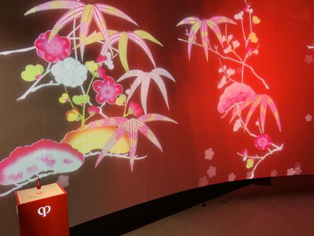 画像2: 【レポ】「クレドポーボーテ 2019 ホリデーコレクション KIMONO DREAM」新発売