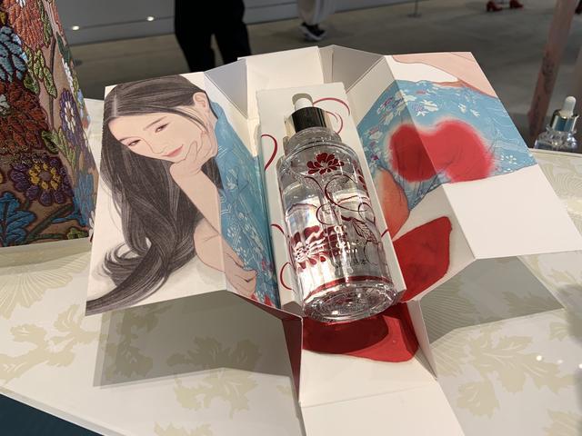 画像8: 【レポ】「クレドポーボーテ 2019 ホリデーコレクション KIMONO DREAM」新発売