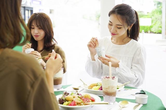 画像4: 【試食レポ】ベルギーヨーグルト専門店『PUR NATUR BELGIUM YOGURT CAFE』オープン!