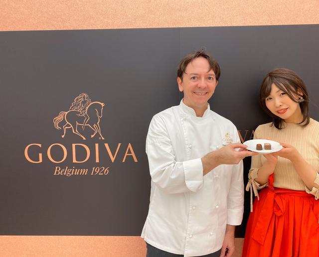 画像: 【取材レポ】GODIVA 2020 バレンタインコレクション!