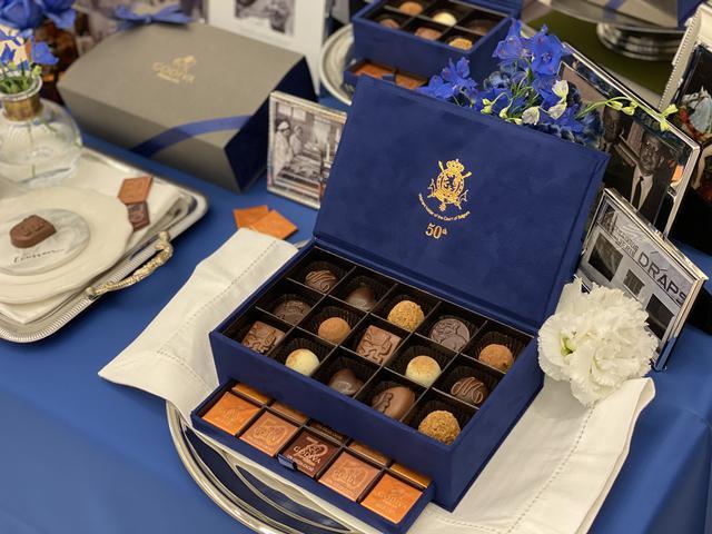 画像: ベルギー王室御用達50周年記念