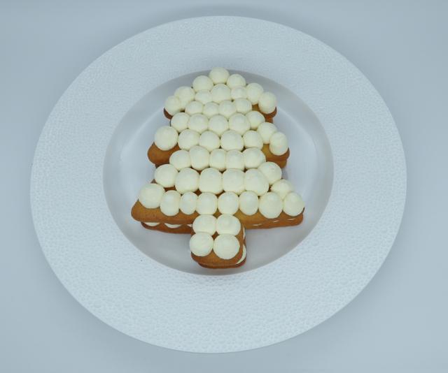 画像2: クリスマスケーキが初登場!フォトジェニックなケーキを作って食べられる「marryカフェ」