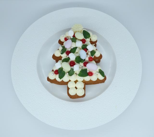 画像3: クリスマスケーキが初登場!フォトジェニックなケーキを作って食べられる「marryカフェ」