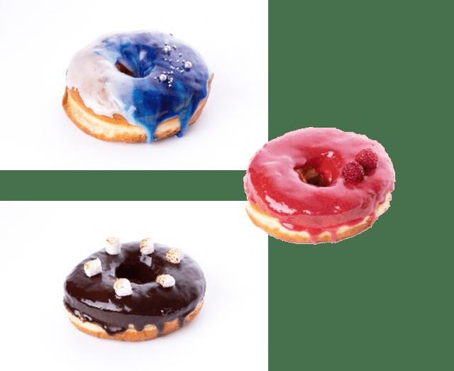"""画像2: 世界最大級のショーケース「Galaxy Harajuku」2Fに話題のドーナツカフェ """"DUMBO Doughnuts and Coffee""""がオープン!"""
