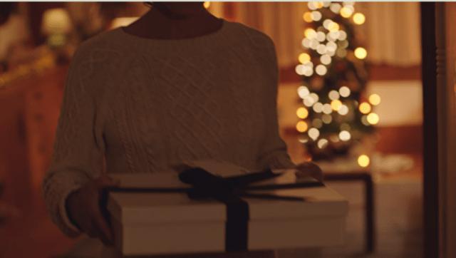 画像2: Gap 2019ホリデーキャンペーン「Gift the Thought. その想いを、贈ろう。」