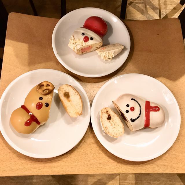 画像2: 【試食レポ】スノーマンとトナカイのキュートなベビースタイルに!「BABY MERRY Holiday」