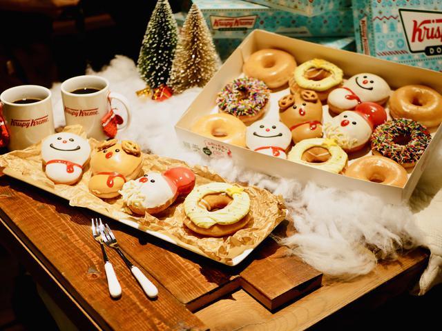 画像1: 【試食レポ】スノーマンとトナカイのキュートなベビースタイルに!「BABY MERRY Holiday」