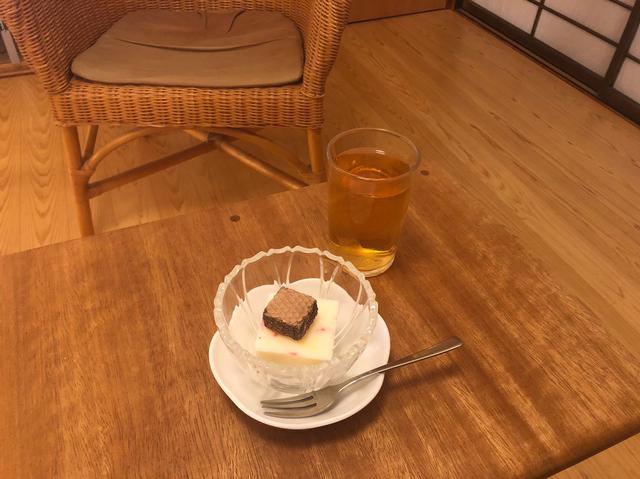 画像3: 夕食は憧れのお部屋食♡