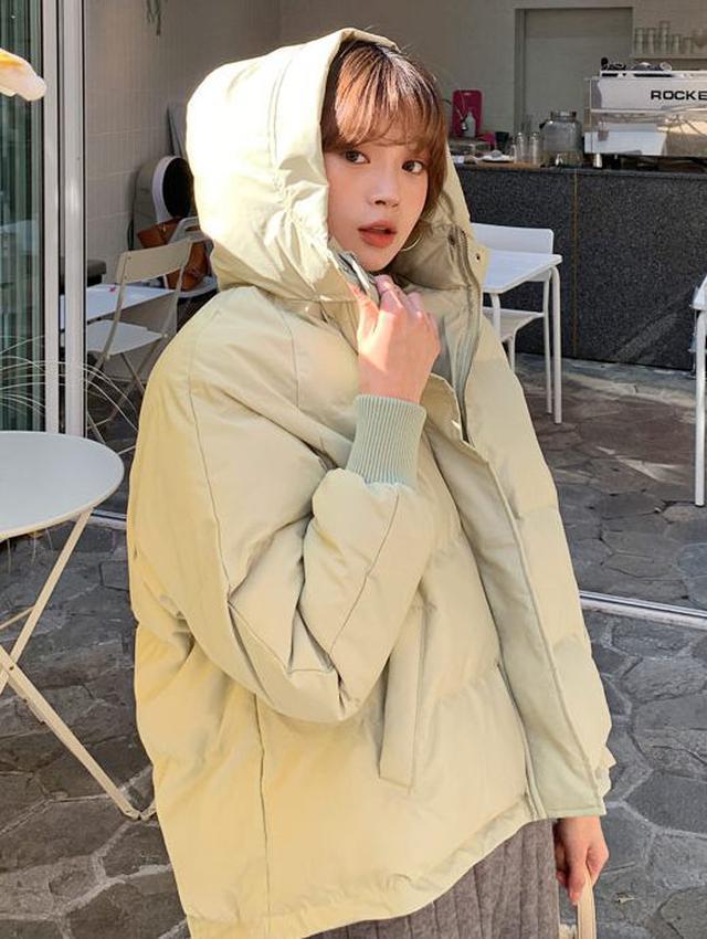 画像: 中綿ラグランジャンパー・全3色・e56196 ¥5,236(税込)