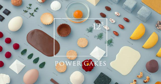 画像: POWER CAKES | THE POWER OF CHRISTMAS 2019