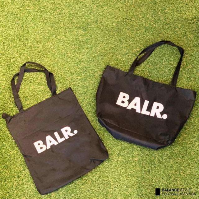 画像1: 今なら先着でもらえる!サッカー選手御用達ブランド「BALR.」限定ショッピングバッグが登場