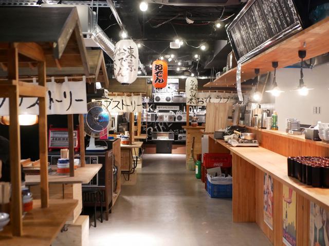 画像: 恵比寿で話題のおでん屋台「東京おでんラブストーリー」