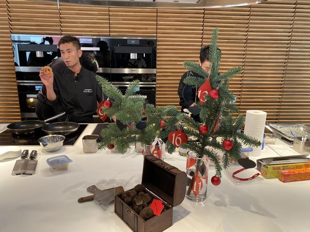 """画像2: 【取材レポ】""""五感で愉しむジャーマンクリスマス""""「Miele Christmas Stories」"""