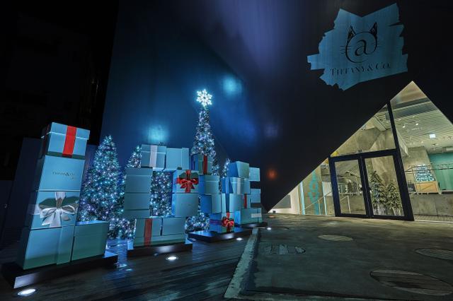 画像: ティファニー@キャットストリートで2019年クリスマスキャンペーンがスタート