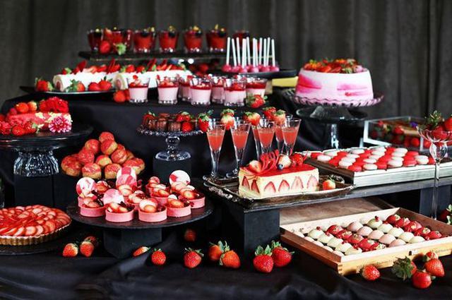 画像: 「2019 XEX Strawberry Buffet」が今季早くもスタート!