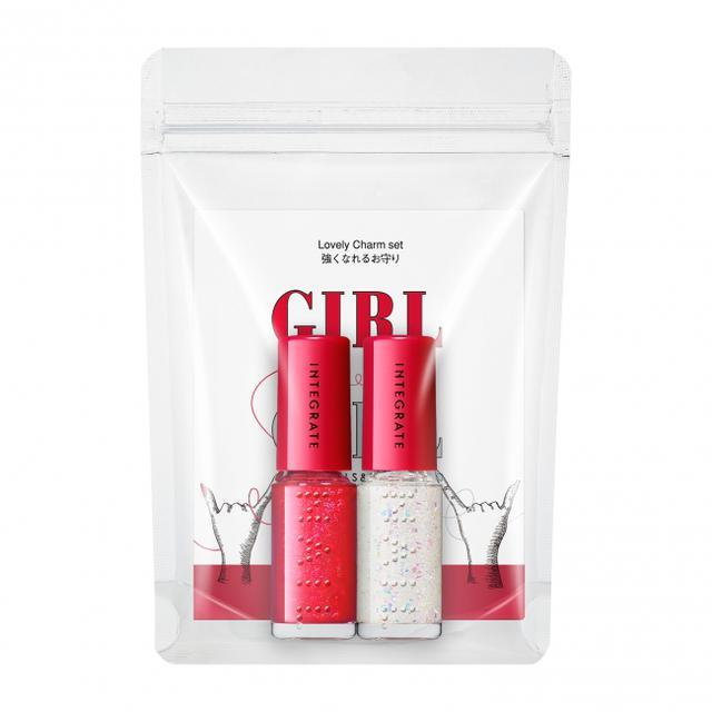 画像2: 【インテグレート】指先から世界の女の子とつながるソーシャルグッドなネイルセットを発売