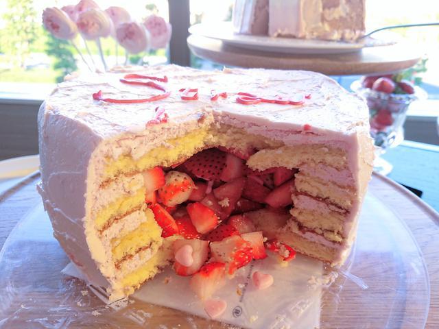 画像2: 「Very Berryクリームケーキ」