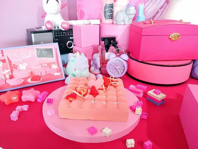 画像1: その他にもかわいいデザートが盛りだくさん!