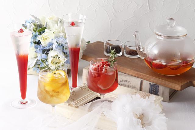 画像7: Super Sweets Buffet~Strawberry Wedding~おすすめポイント