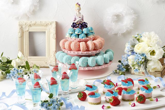 画像1: Super Sweets Buffet~Strawberry Wedding~おすすめポイント