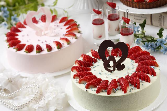 画像6: Super Sweets Buffet~Strawberry Wedding~おすすめポイント