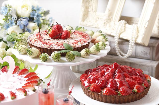 画像4: Super Sweets Buffet~Strawberry Wedding~おすすめポイント