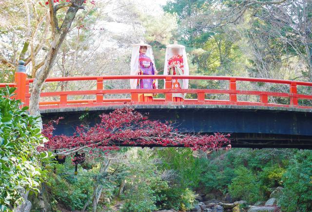 画像4: 広島女子旅。宮島で、平安時代の姫に変身♪