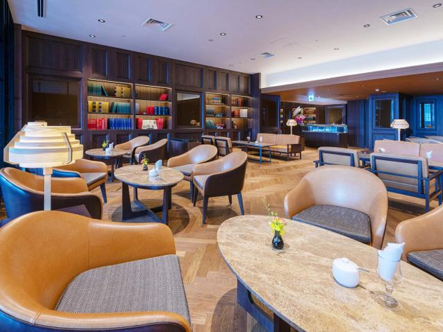 画像: 函館国際ホテルのラウンジ「ル・アーヴル」