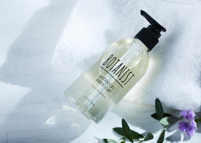 画像2: 冬のカサカサ手肌に「洗うケア」! BOTANISTから優しい泡で手肌潤う「ボタニカルハンドソープ」新登場