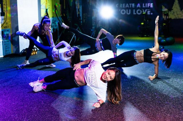 画像: ◆プログラム一例 サイドプランク(脇腹の引き締め、体幹強化)