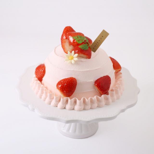 画像6: 苺づくし!あまおう苺・紅ほっぺ苺のケーキ、デザートが勢ぞろい!