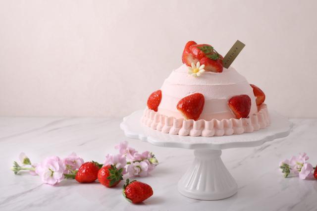 画像3: 苺づくし!あまおう苺・紅ほっぺ苺のケーキ、デザートが勢ぞろい!