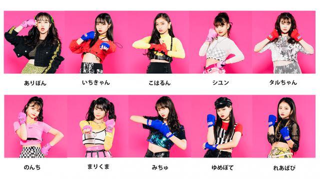 画像2: 【LINE LIVE】「第3次Popteenカバーガール戦争」配信バトルを開催AbemaTVで大人気のサバイバルリアリティーショー出演メンバーが戦う!