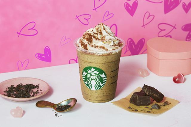 画像4: 2020年、スターバックスのバレンタインは「CHOCOLATE with」