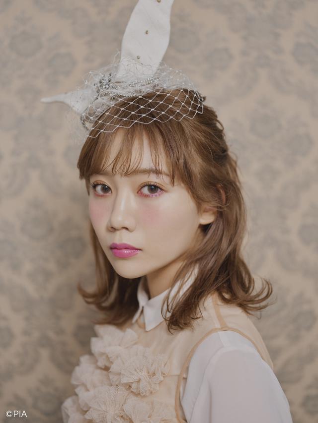 画像2: シンガーソングライターMACOと カラーコンタクト通販ショップ「LILY ANNA」が コラボレーション!