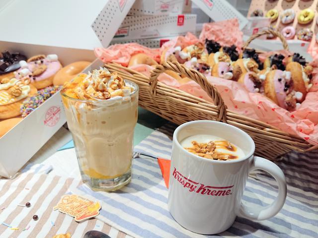 画像1: 【試食レポ】バレンタインに甘いドーナツはいかが?クリスピークリームドーナツ『SWEET SURPRISE BOX』