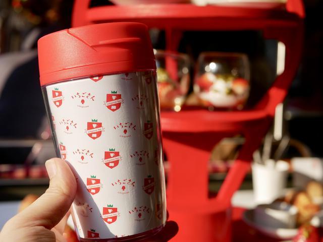 画像5: 【試食レポ】佐賀県の新しいブランドいちご「いちごさん」を食べながら都内を巡る「いちごさんバス」運行!