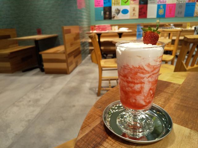 画像2: 【試食レポ】ブラック美容なタピオカドリンク「CHA NUNG」(チャノン)がThe PARK 8 SHINJUKUにオープン